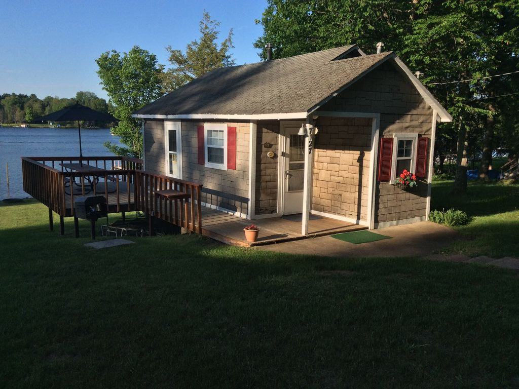 Lake Front Cottages Clam Lake Torch 2 Br Vacation