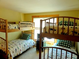 Keystone condo photo - Kids Room with 2 sets of Bunk Beds
