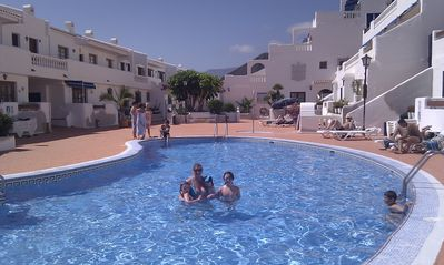 Los Cristianos apartment rental - Family Pool