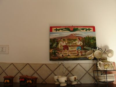 Syracuse apartment rental - Kitchen details (Miramare)