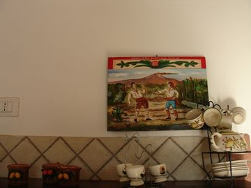 Kitchen details (Miramare)