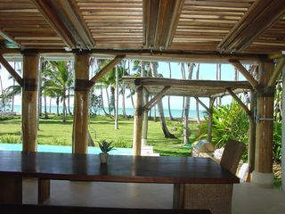 Las Terrenas house photo - 2nd Dining Area