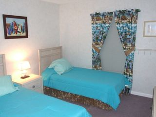 second bedroom - Cocoa Beach condo vacation rental photo