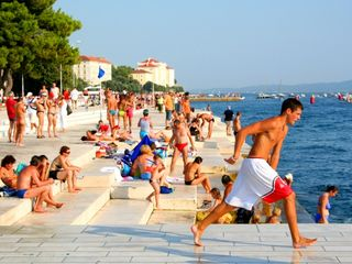 Zadar apartment photo - The Sea Organ