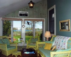 Chappaquiddick house photo - Sun Porch