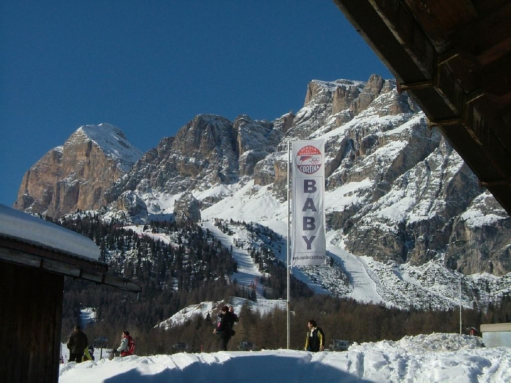 Dolomites summer holidays in Cortina d'Ampezzo