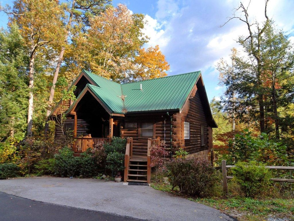 Gatlinburg cabin 3 bedroom mountain top vrbo Best mountain view cabins in gatlinburg tn