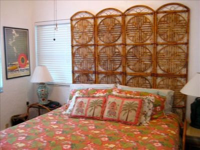 Indian Rocks Beach house rental - King Bedroom