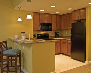 National Harbor condo photo - Kitchen