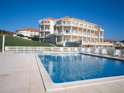 Biarritz apartment, 1 room, 4 people