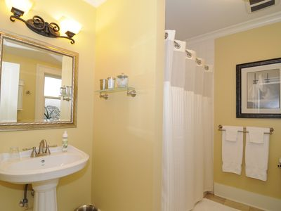 Elworth Suite (Bedroom #2) - ensuite bathroom