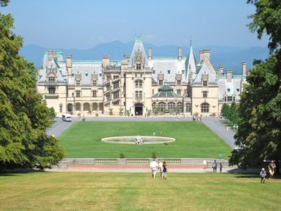 Biltmore Estate in Asheville - 30 minutes from home