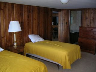Main floor Bedroom - Sister Lakes house vacation rental photo