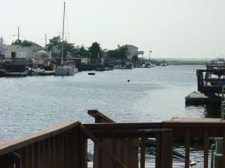 Tuckerton - Little Egg Harbor house photo - Looking down the Lagoon from the Fixed Dock