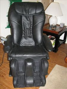 5 Level Panasonic Shiatsu Massage Chair