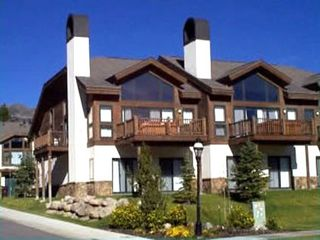 Breckenridge townhome photo - Located Less than a Block from the Slopes