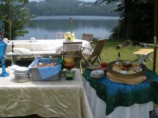 Dennis Village cottage photo - Dine by lakeside paradise on local seafood and lobsters fresh from the traps.