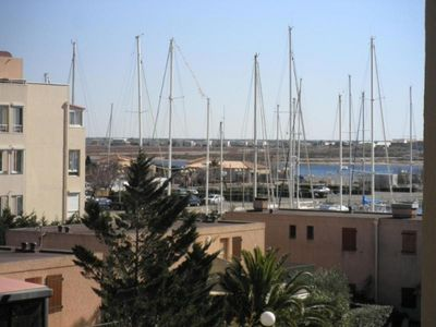 Apartment Gruissan, 3 rooms, 4 people