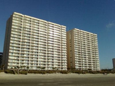 Crescent Shores Vacation Resort in Crescent Beach