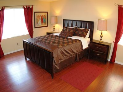 Las Vegas house rental - Huge Master Bedroom