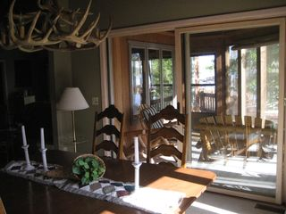 Pinetop house photo - Dining Room towards Arizona Room