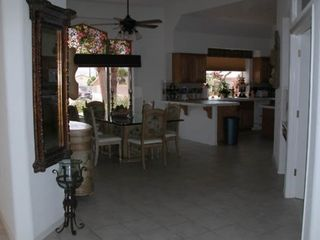 Lake Havasu City house photo - Dining Room and Kitchen