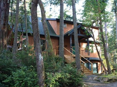 Madrona Point Tree House