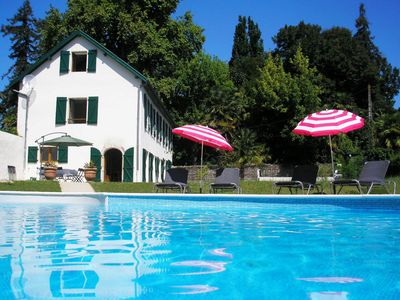 Spacious Renovated Village House With Private Pool Near Salies-de-Béarn