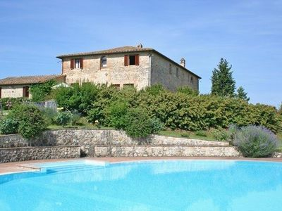 Villa / Farmhouse / Home in Ville Di Corsano with 3 bedrooms sleeps 7