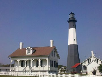 Walk to the Tybee Lighthouse,Museum, Gift Shop