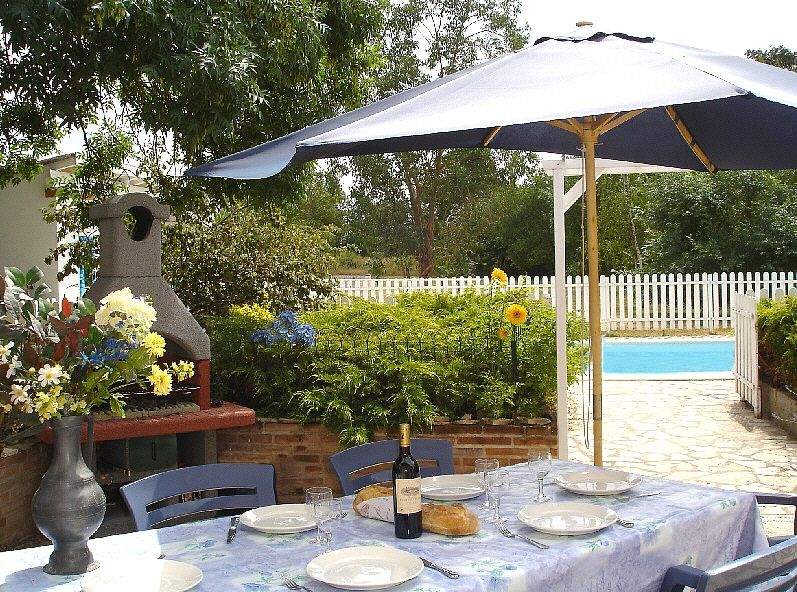 Country Cottage Private Swimming Pool Homeaway Saint Sulpice La Pointe