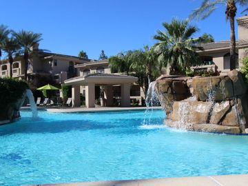 Other Scottsdale Properties apartment rental - Pool area is perfect!