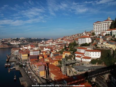 Manor House in Porto with outstanding views over the river Douro