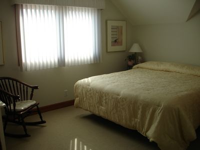 #4. Second Floor King Bedroom