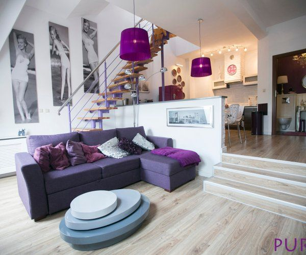 Apartment PURPLE - Flat4Day Vacation Rental