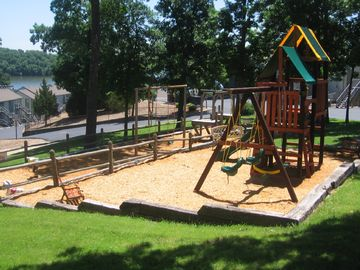 Playground on site