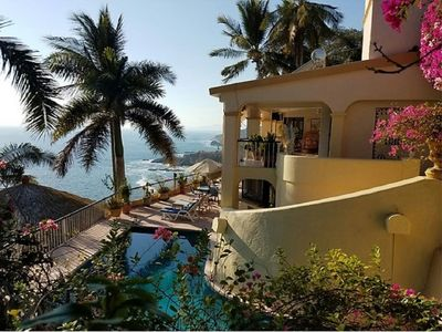 Top Acapulco Vacation Rentals VRBO - Copa luxury beach house for a relaxing vacation