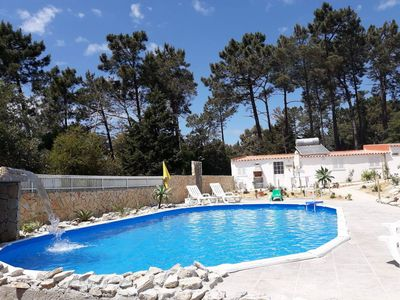 Casa Enora, within the domain of Casa Aiana, with swimming pool and 5 min from the sea