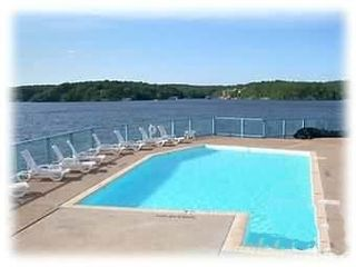 Osage Beach condo photo - Shared pool on the main channel