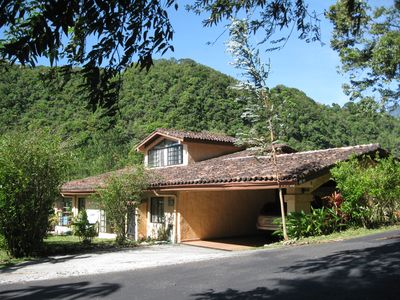 image for Beautiful Boquete Villa - near town, but secluded and peaceful