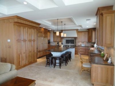 Your fully equipped kitchen!