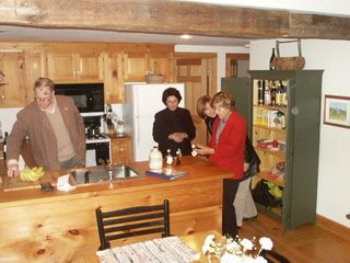 Middletown Springs lodge photo - Kitchen equipt with all you need to have a party