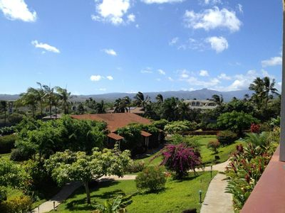 Amazing shot of the grounds at Nihi Kai