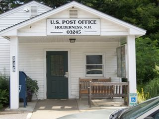 Squam Lake house photo - Our post office