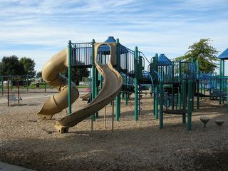 Ludington condo photo - Waterfront Playground