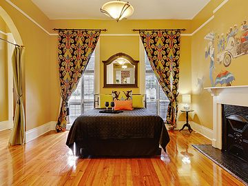 Treme - Lafitte apartment rental - First Bedroom (652826) with HBO Treme Series Painting