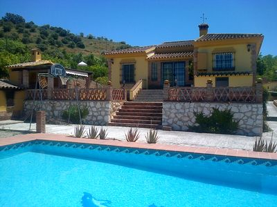 Really lovely traditional Spanish house, full of character