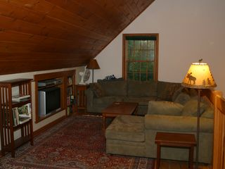 Bridgton lodge photo - Loft