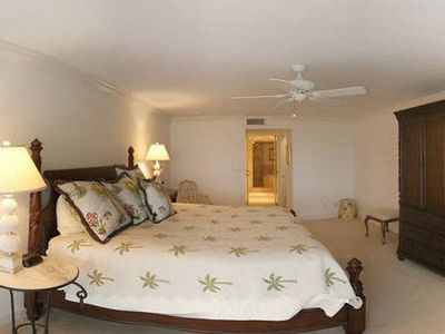 Sanibel Island condo rental - Master Bedroom