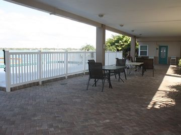 Large patio for entertaining or just relaxing and enjoying the view!